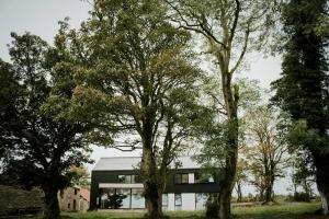 Contemporary Irish barn house NI
