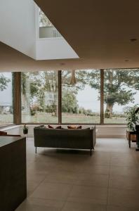 Contemporary Irish house Living room NI
