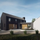 Contemporary 2 storey house NI